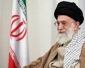 Ayatollah Ali Khamenei in 2012
