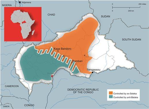 Map courtesy Open Doors International