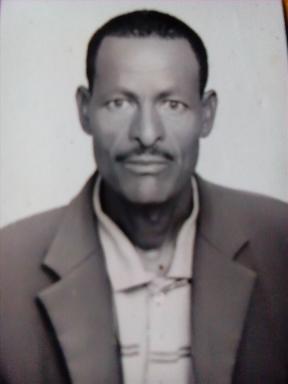 Godana was killed in church on 30 Aug.