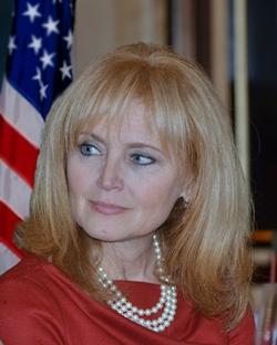 Dr. Katrina Lantos Swett.