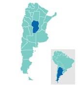 Córdoba Province, Argentina.