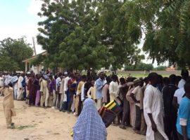 Now hunger threatens Nigerian Christians who've fled Boko Haram