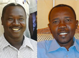 Prosecutor demands 'harshest punishment' for pastors charged with highlighting Sudan Christians' suffering