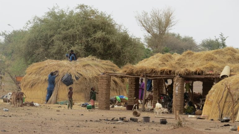 Christians from northern Mali, displaced by the violence, are settling and building homes in the south. (Photo: World Watch Monitor)