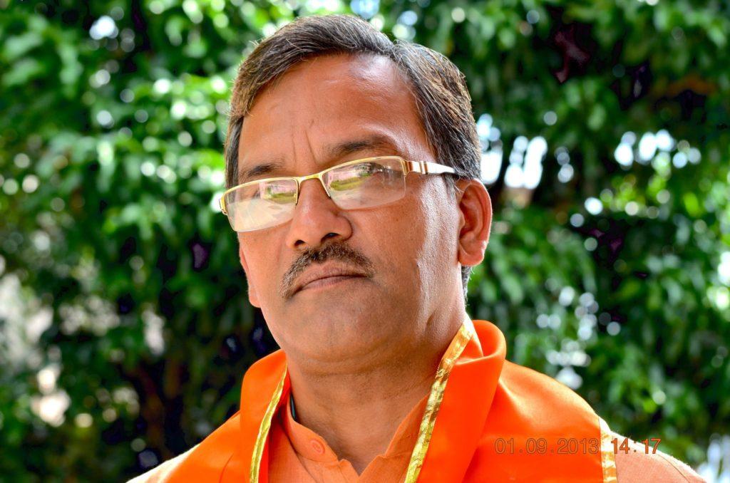 Uttarakhand's Chief Minister Trivendra Singh Rawat (Facebook)