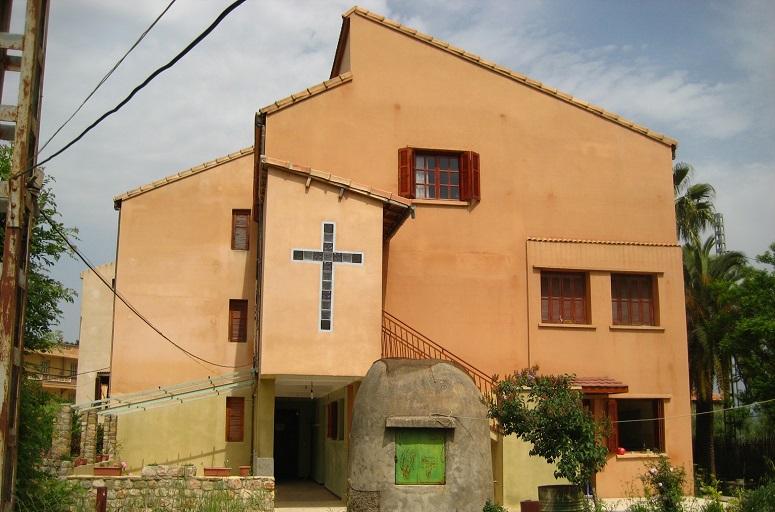Ouadiya Methodist Church Algeria May 2008
