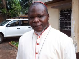 CAR cardinal calls for end to retaliatory violence after shoot-out at Mass