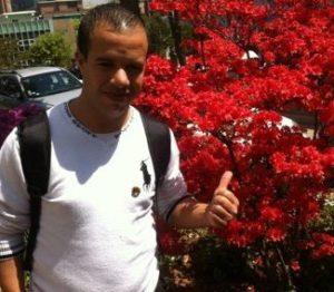 Algerian Christian Idir Hamdad (World Watch Monitor)