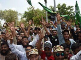 Pakistan elections (Getty)