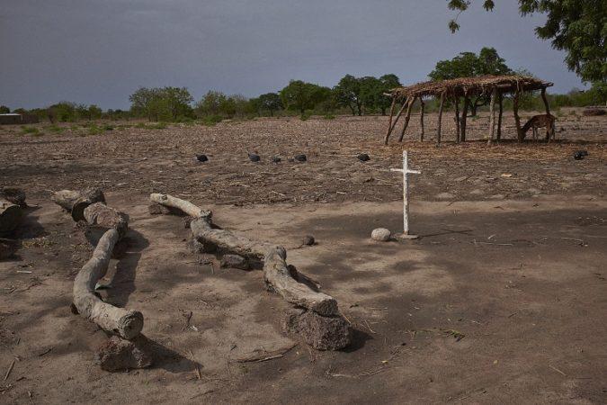 An outdoor church outside a home western Burkina Faso.(Photo: CIF Action via Flickr; CC 2.0)